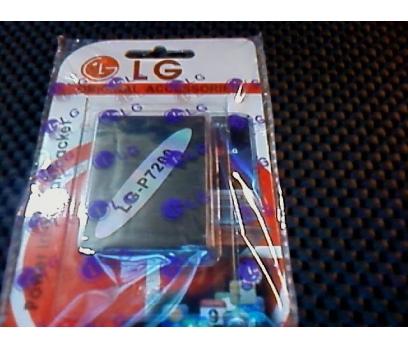 LG P7200/7200 BATARYA(Siyah)+LG BASKILI BATARYA