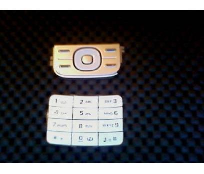 NOKİA 5200 komple TUŞ TAKIMI(alt ve üst)