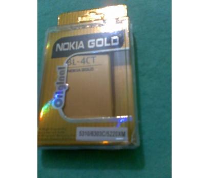 NOKİA BL-4CT GÜÇLÜ GOLD BATARYA+6303c,6700s,5310
