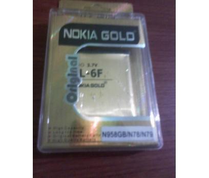NOKİA BL-6F ORJ. GOLD BATARYA+EN GÜÇLÜ.N95 8GB,N78