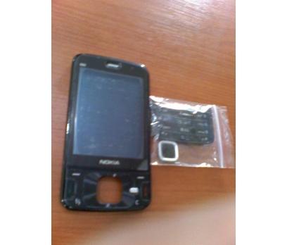 NOKİA N96 orjinal ön kapak+alt üst tuş+ekran cam