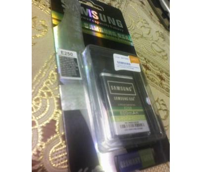 SAMSUNG E250,M620,E900 ORJİNAL BATARYA+USA MALI