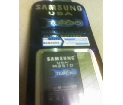 SAMSUNG M3510 %100 USA BATARYA+1100mAh