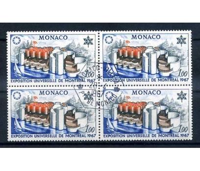 MONAKO İGD 1967 EXPO 67 MONTREAL DBL SÜPER (0813)