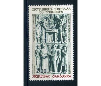 FR. ANDORRA **1979 700.YIL TAM SERİ SÜPER