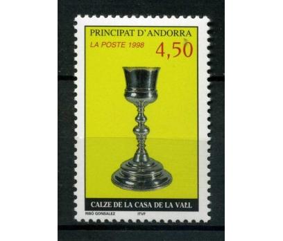 FR. ANDORRA**1998 SANAT TAM SERİ SÜPER