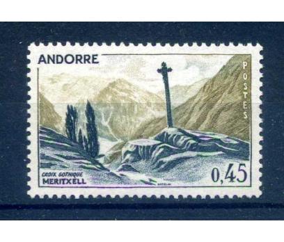 FRANSIZ ANDORRA ** 1970 MANZARA TAM S.SÜPER