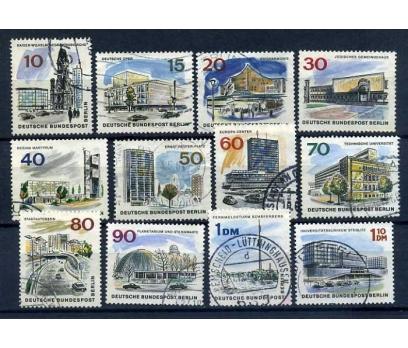 BERLİN  DAMGALI  1965 ŞEHİRLER SÜPER (İF-0913)