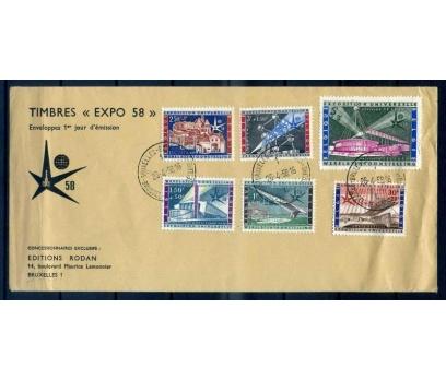 BELÇİKA-ÖD1958 EXPO  AVR.YAN TEMA SÜPER(SB-0913)