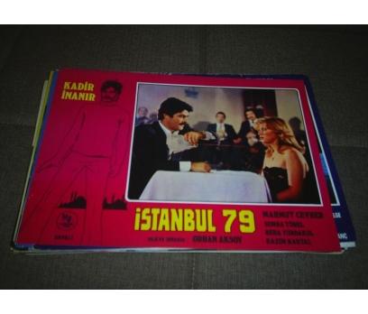 İSTANBUL 79 KADİR İNANIR SEMRA TÜREL LOBİ KART