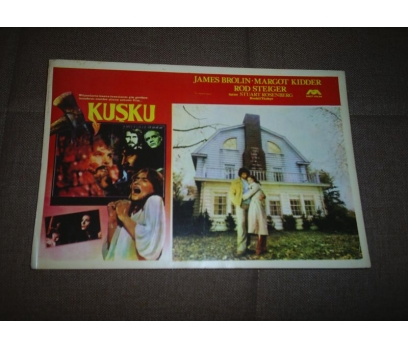 The Amityville Horror KUŞKU JAMES BROLIN FİLM LOBİ