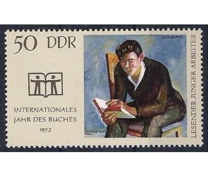 1972 DDR Milletlerarası Kitap Yılı Damgasız **
