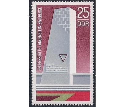 1973 DDR Langenstein Anıtı Damgasız **
