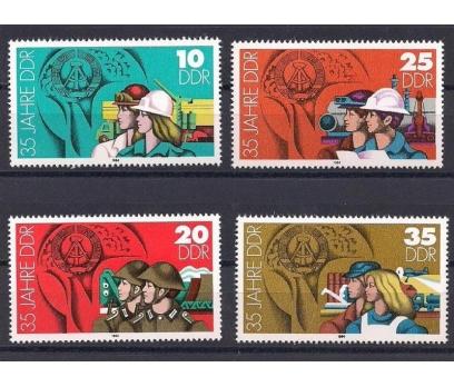 1984 DDR 35.Kuruluş Yıldönümü Damgasız **