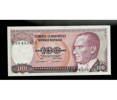 D&K- 7. EMİSYON 100 LİRA SERİ E50 452972 ÇİL