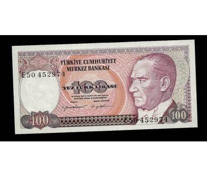 D&K- 7. EMİSYON 100 LİRA SERİ E50 452974 ÇİL