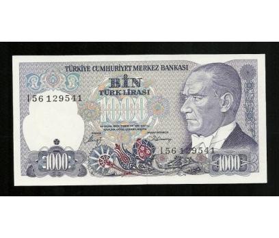 D&K-7. EMİSYON 1000 LİRA SERİ I56 129541 ÇİL
