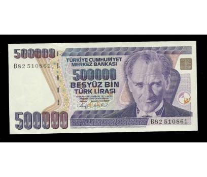 D&K-7.EMİSYON 500.000 LİRA SERİ B82 510861 ÇİL