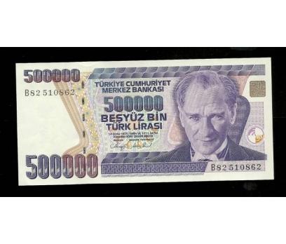 D&K-7.EMİSYON 500.000 LİRA SERİ B82 510862 ÇİL