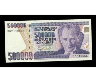 D&K-7.EMİSYON 500.000 LİRA SERİ B82 510865 ÇİL
