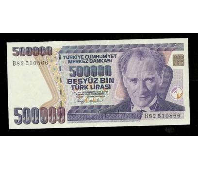 D&K-7.EMİSYON 500.000 LİRA SERİ B82 510866 ÇİL