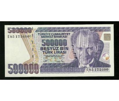 D&K-7.EMİSYON 500.000 LİRA SERİ E85 171600 ÇİL