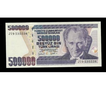 D&K-7.EMİSYON 500.000 LİRA SERİ J79 535538 ÇİL