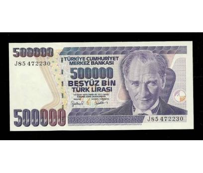 D&K-7.EMİSYON 500.000 LİRA SERİ J85 472230 ÇİL