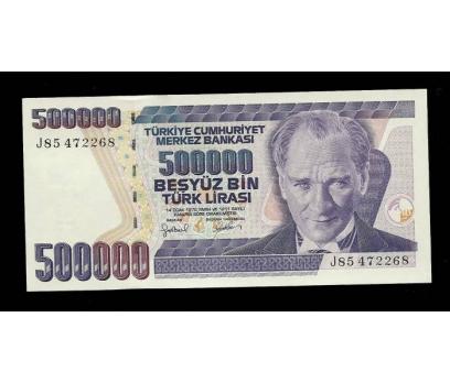D&K-7.EMİSYON 500.000 LİRA SERİ J85 472268 ÇİL