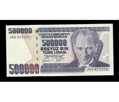 D&K-7.EMİSYON 500.000 LİRA SERİ J85 472270 ÇİL