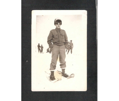 D&K- AĞRI (KARAKÖSE) SUBAY KIŞ MEVSİMİ 1953 YILI