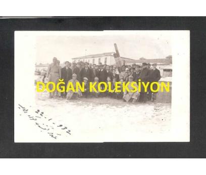 D&K- ASKERİ KIŞLADA TOP ATIŞINDAN SONRA 1932 YIL