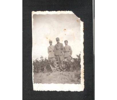 D&K- ASKERLER ARAZİDE 1937 YILI