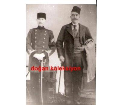 D&K-ATATÜRK-HARBİYELİ MUSTAFA KEMAL 1899