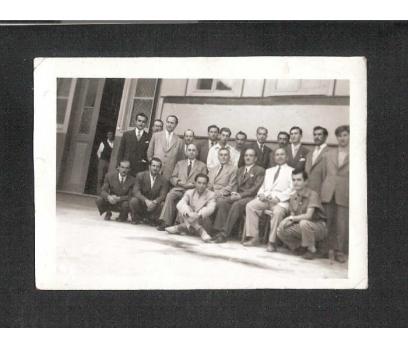 D&K- BİR GRUP MEMUR 1955 YILI FOTOĞRAF