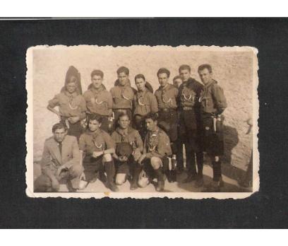 D&K- BURSA ERKEK LİSESİ İZCİLERİ 1936 YILI