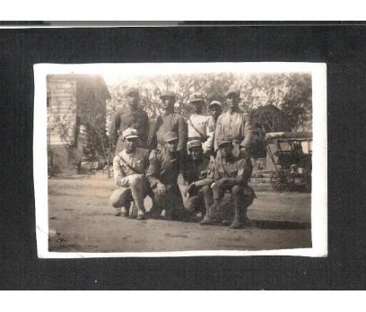 D&K- ÇORLU ASKERİ KIŞLA 1937 YILI FOTOĞRAF