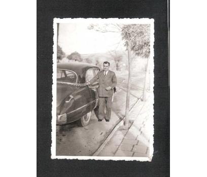 D&K- ESKİ ARABA OTOMOBİL VE ŞIK BEY FOTOĞRAF