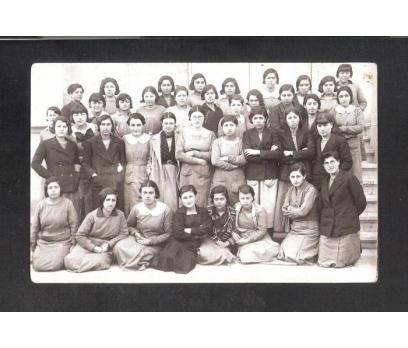 D&K- ESKİ DÖNEM ÖĞRENCİ KIZLAR 1933 YILI