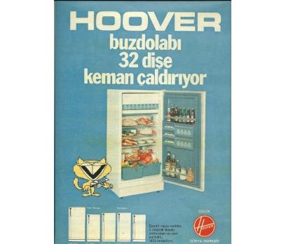 D&K-ESKİ HOOVER BUZDOLABI REKLAMI.