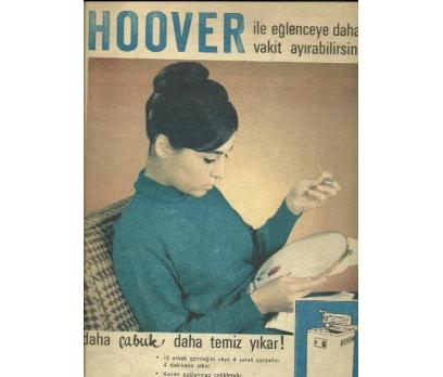 D&K-ESKİ HOOVER ÇAMAŞIR MAKİNASI REKLAMI.
