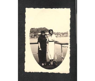 D&K- GİRESUN VAPURDA KIZLAR FOTOĞRAF