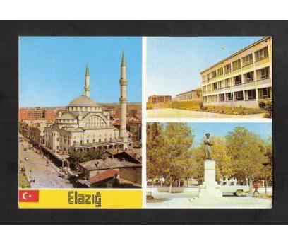 D&K-HARPUT ELAZIĞ PARÇALI-KARTPOSTAL.