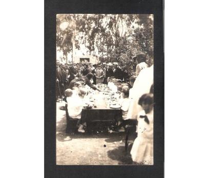 D&K- HİMAYE-İ ETFAL'İN ÇOCUKLARA YEMEĞİ 1929