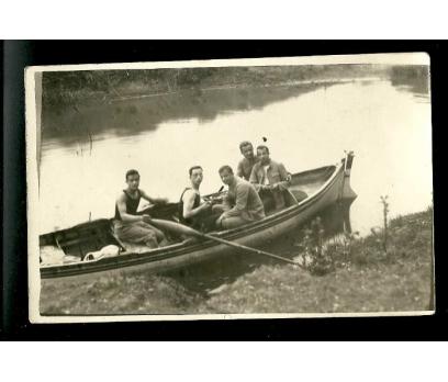 D&K- İSTANBUL GÖKSU SANDAL KEYFİ 1929 YILI