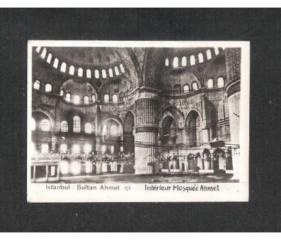 D&K- İSTANBUL SULTAN AHMET CAMİ İÇİ