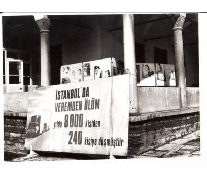 D&K- İSTANBULDA TÜBERKÜLOZ HAFTASI