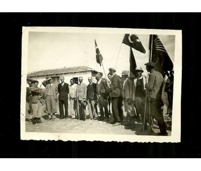 D&K- İZMİR AYRANCILAR KÖYÜ 1943 YILI FOTOĞRAF