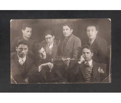 D&K- KASTAMONU KEMAN ÇALAN GENÇ 1932 FOTOĞRAF