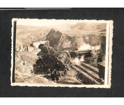 D&K- MALATYA TREN KAZASI 1936 YILI